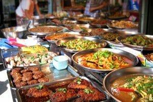 Chiang Mai cuisine : ville moins chere du monde