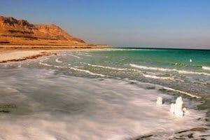 Mer Morte les plus beaux endroits du monde