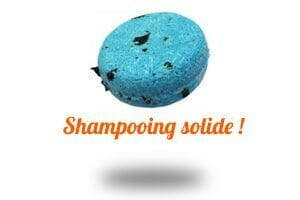 shampoing solide Lush
