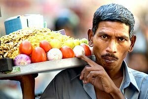 Prendre des photos en inde