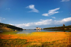 Vue splendide près de Hasckovo