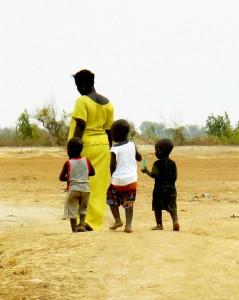 Famille sénégalaise Fatick
