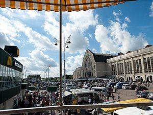 Macdonald de la gare de Kiev