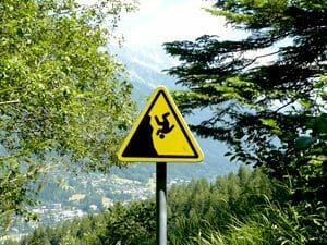 Danger en montagne