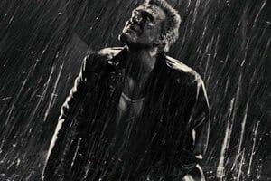 Sin City sous la pluie