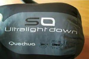 Ultralight down Quechua