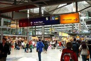 Gare de Munich