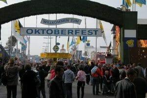 Oktoberfest le matin