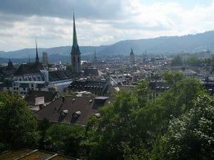 Voyager en Suisse : Zurich