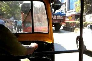 Visiter Bombay en Tuk tuk
