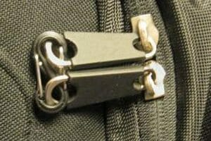 Zipper locks
