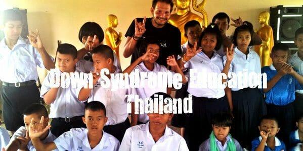 Ecole trisomie 21 thailande