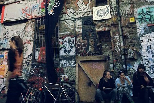 Voku squats restaurant à Berlin