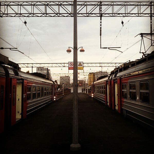 Moscou Transsibérien