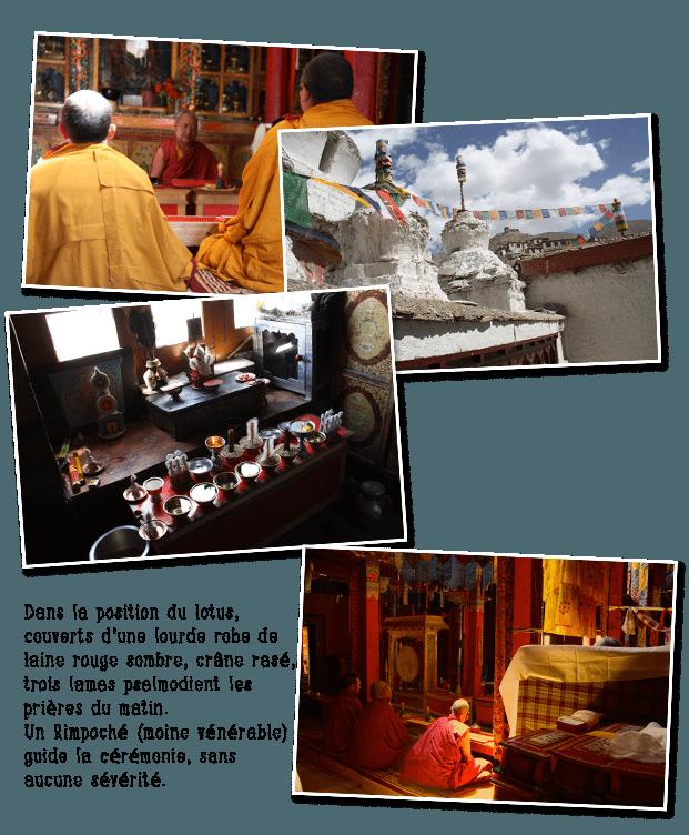 Monastère au Ladakh