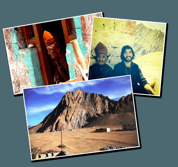 Rencontre au Zanskar