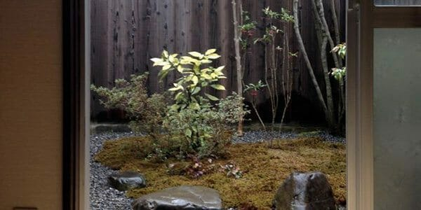 Jardin maison Sabi