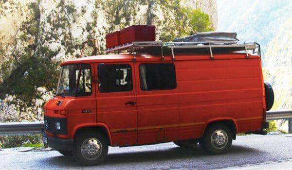 voyager en van lequel choisir pour un road trip. Black Bedroom Furniture Sets. Home Design Ideas