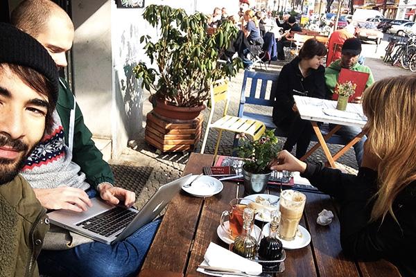 Homemade Cafe, vivre à Berlin