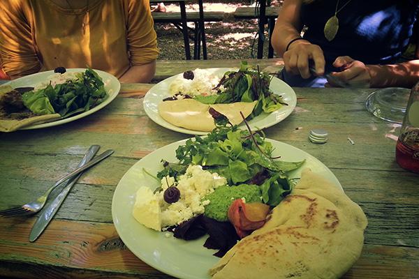 Manger végétarien à Berlin