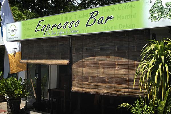 Luwak Coffe Espresso Bar