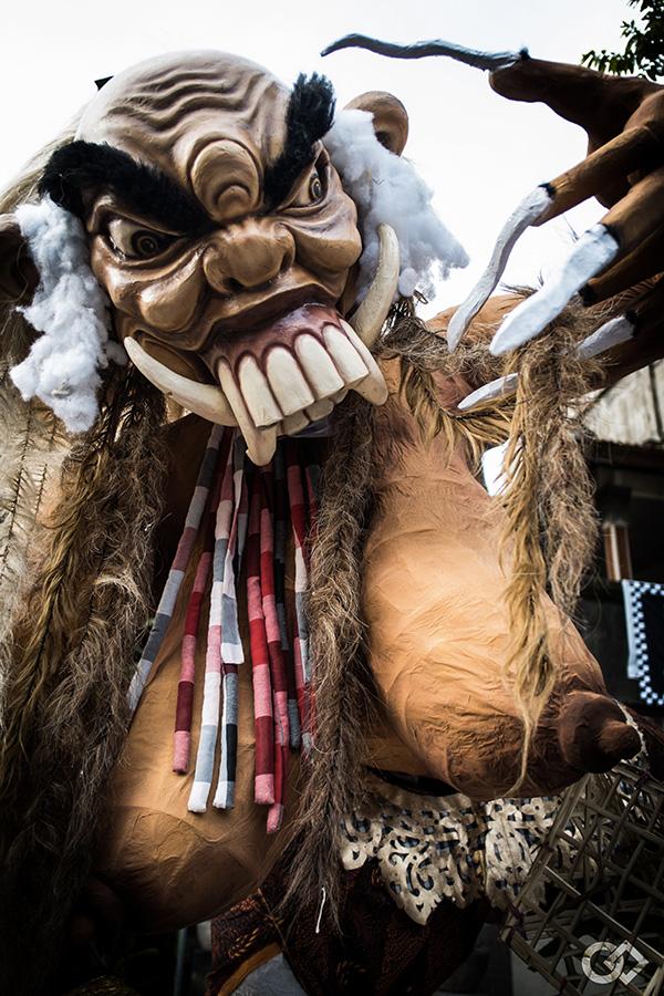 Silent day Nyepi festival