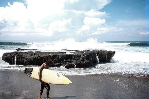 Apprendre à surfer Bali
