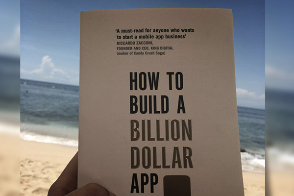 Livre How to build a billion dollar app