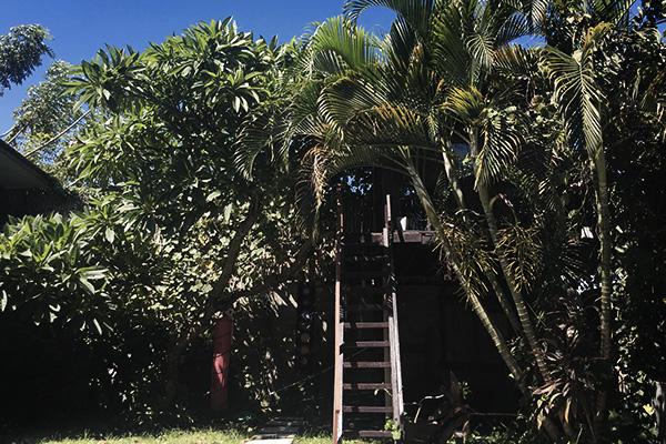 Maison à Bali