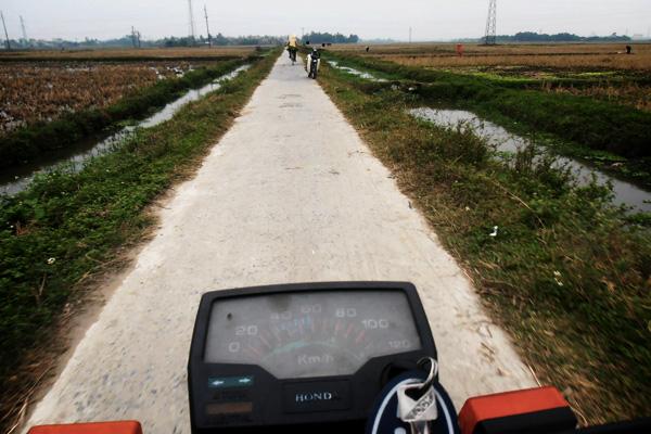 GPS moto au vietnam
