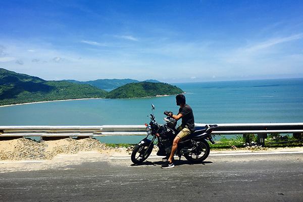 Ryan Lesacados Voyage à moto au Vietnam