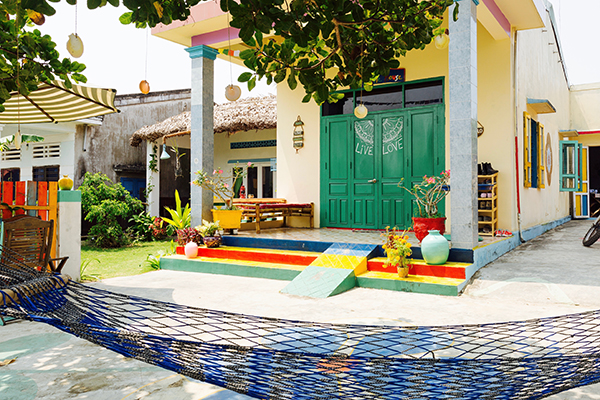 The Hippie House Hoi An