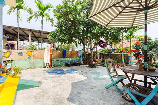 The Hippie House Hoi An Vietnam