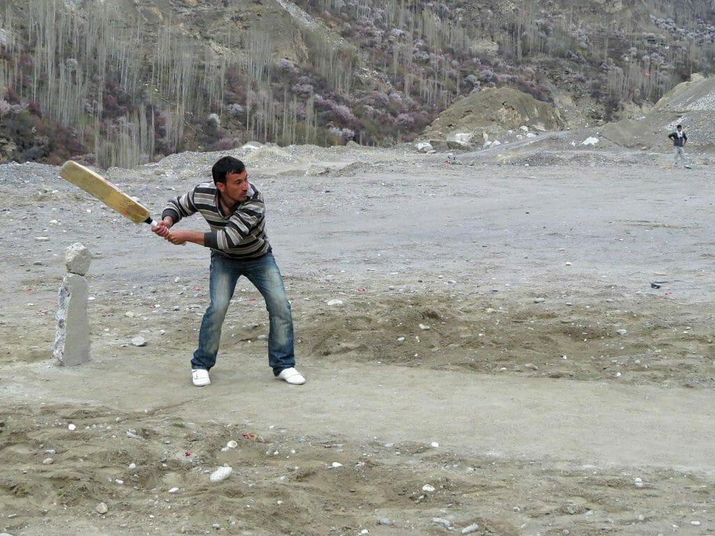 Sport cricket au Pakistan
