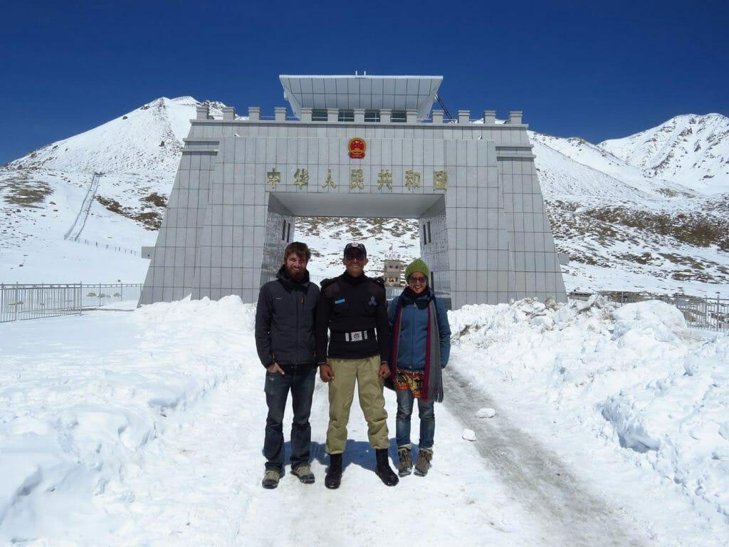 Col Khunjerab Pakistan