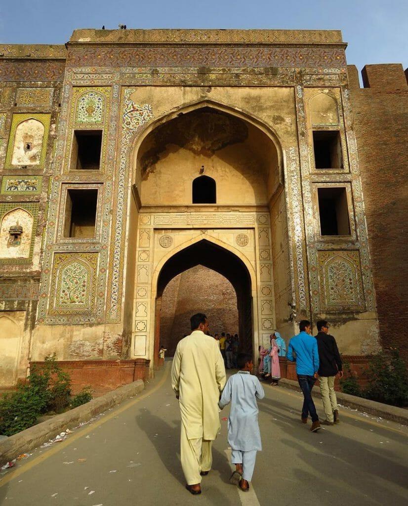 Shahi Qila Pakistan