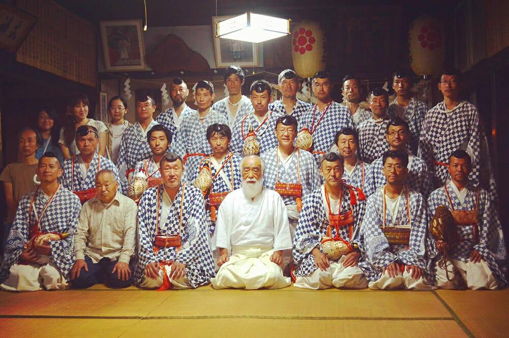 Yamabushi Japanese