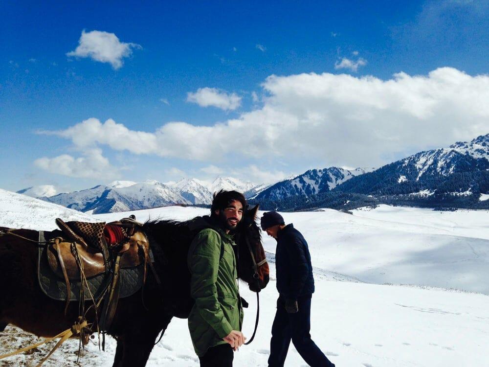 Voyage pas cher Kirghisitan