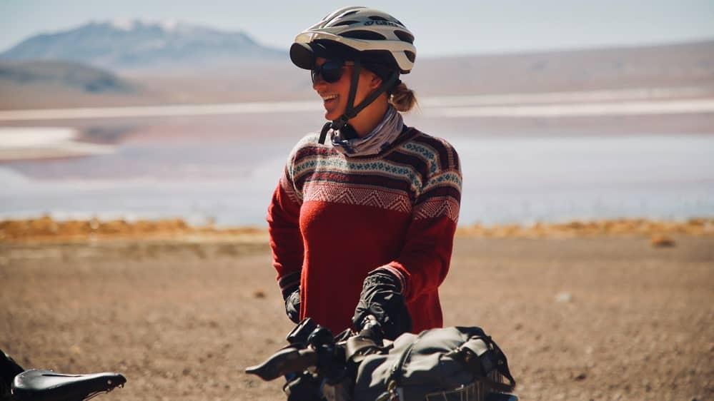 Sophie en Bolivie
