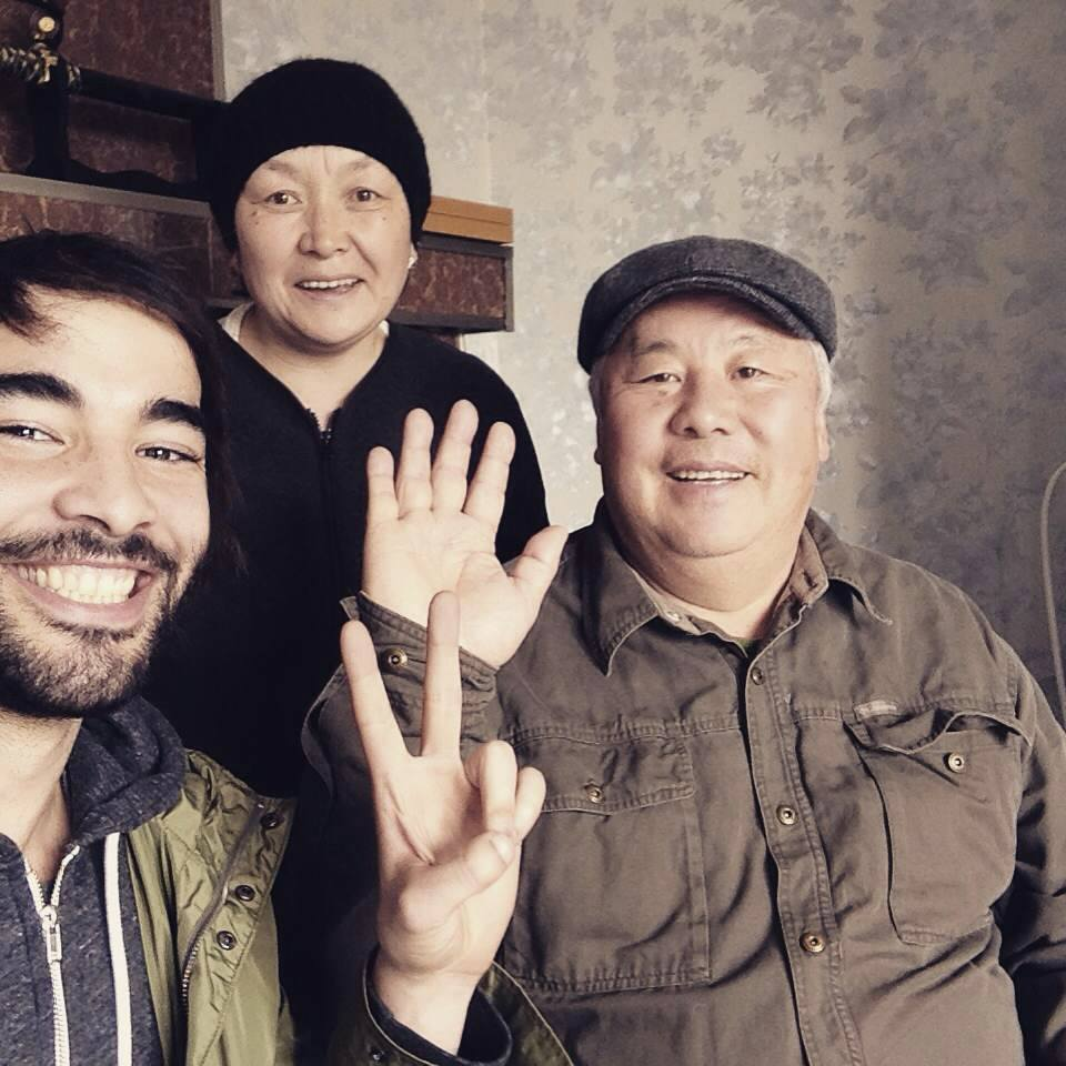 voyage kirghizistan