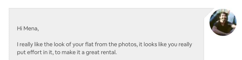 Négocier prix airbnb