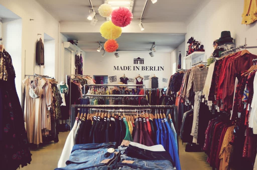 shopping berlin