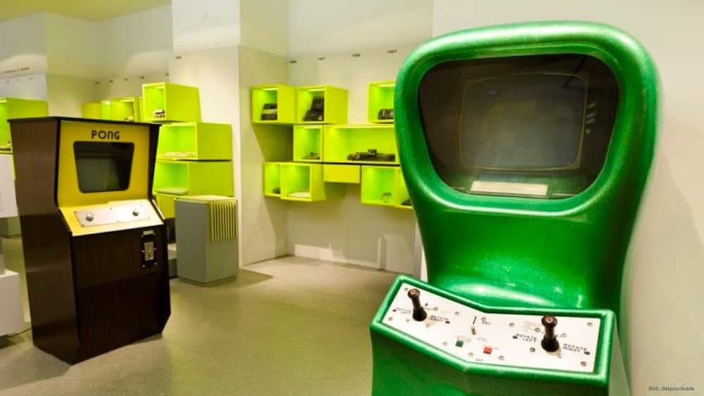 Musée du jeux video
